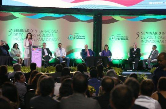 Prefeitura de Fortaleza debaterá inovação em políticas públicas para administração das cidades