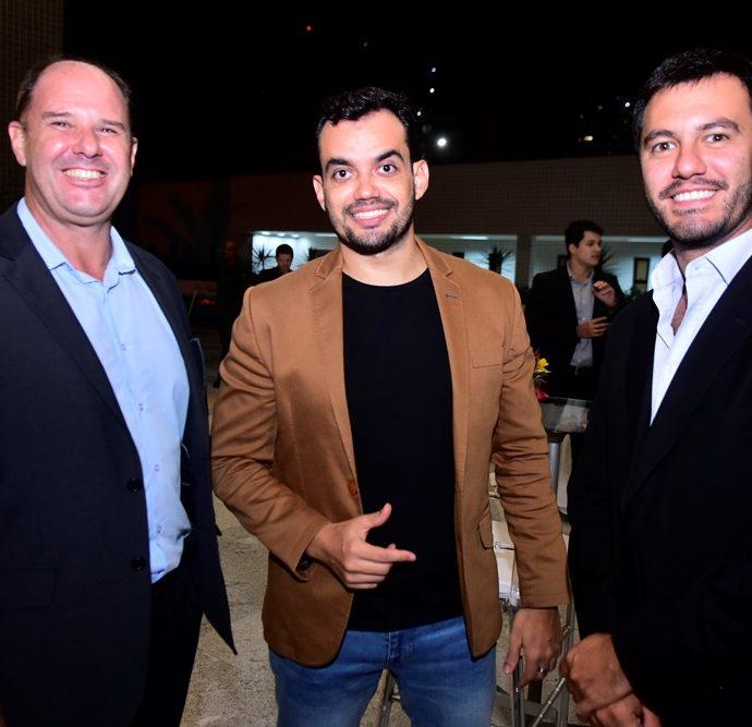 Sérgio Henrique, Pedro Pinto, Diego Garcia