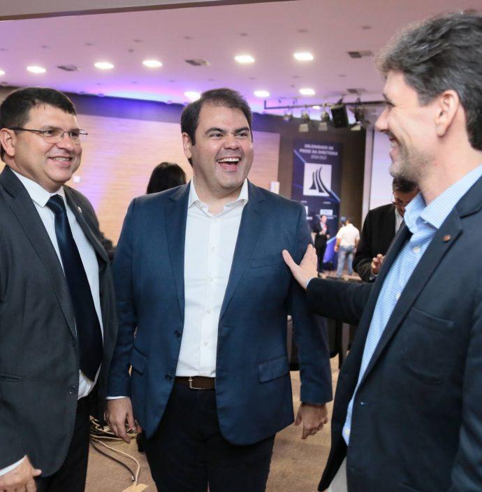 Sergio Lopes, Marco Aurelio E Ruy Do Ceara