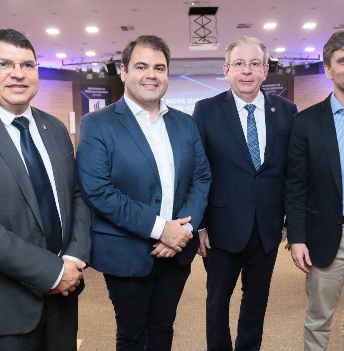 Sergio Lopes, Marco Aurelio, Ricardo Cavalcante E Ruy Do Ceara