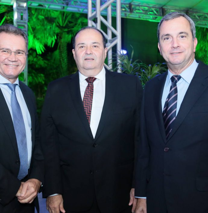 Sergio Macedo, Tiberio Benevides E Kalil Otoch