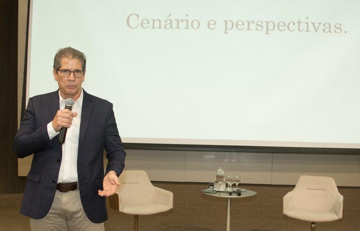 Severino Ramalho diz que a digitalização teve evolução de cinco anos em dez dias