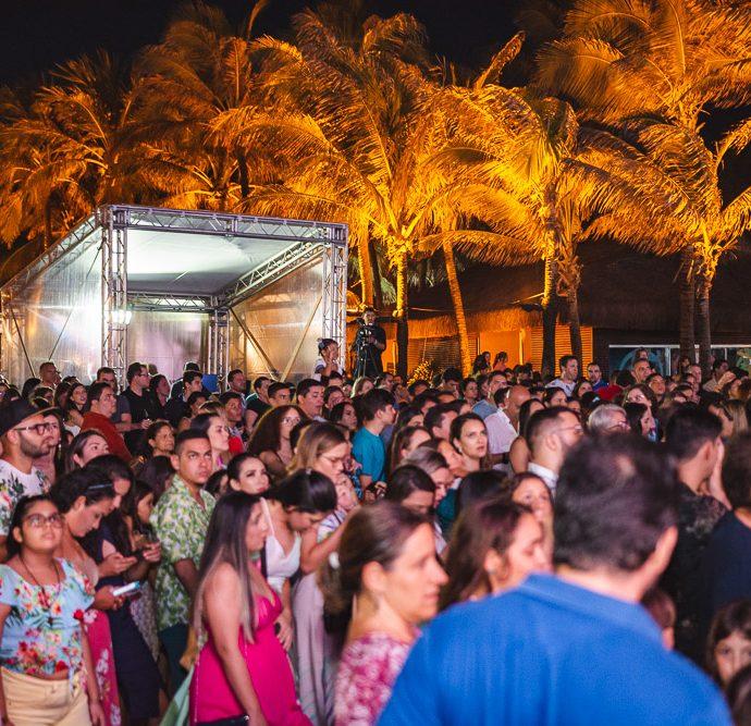 Show Do Melim No Beach Park