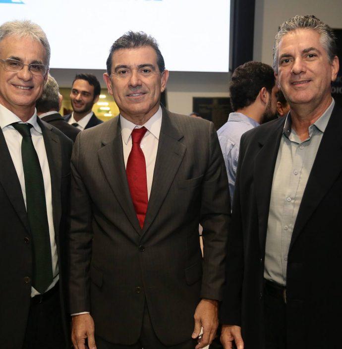 Stenio Martins, Alexandre Pereira E Ricardo Sales