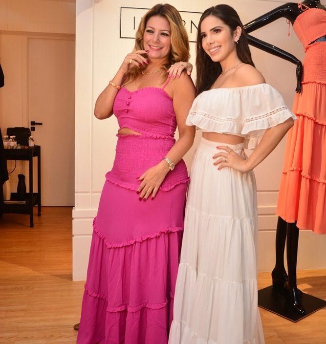 Tatiana Luna E Nicole Vasconcelos