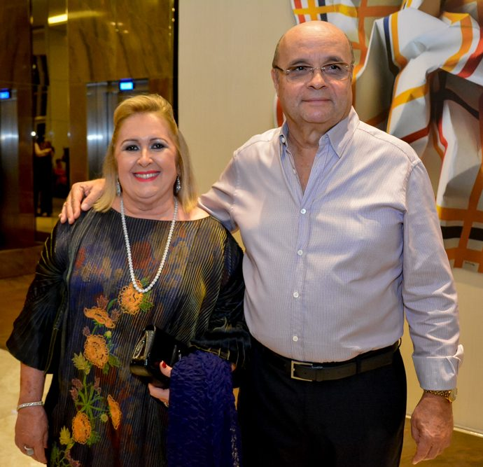 Teresa e Fernando Cirino