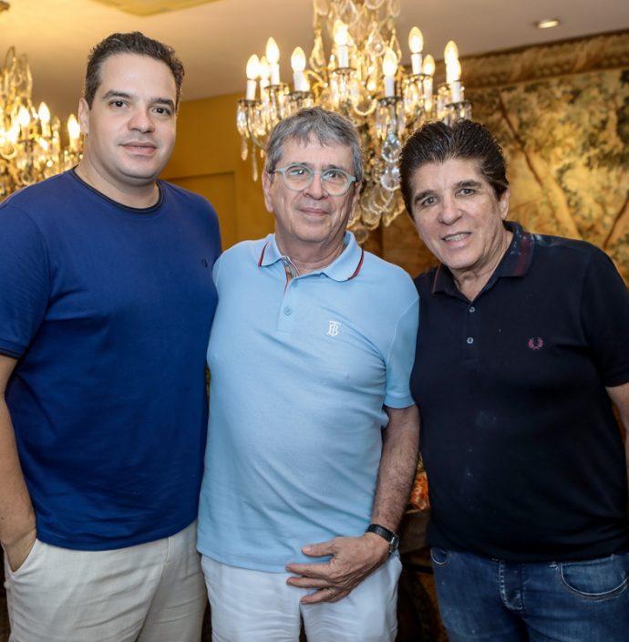 Thiago Holanda, Marcio Tavora E Dito Machado