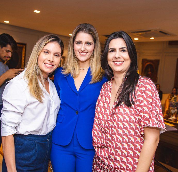 Thyane Dantas, Rebeca Bastos E Priscila Fontenele