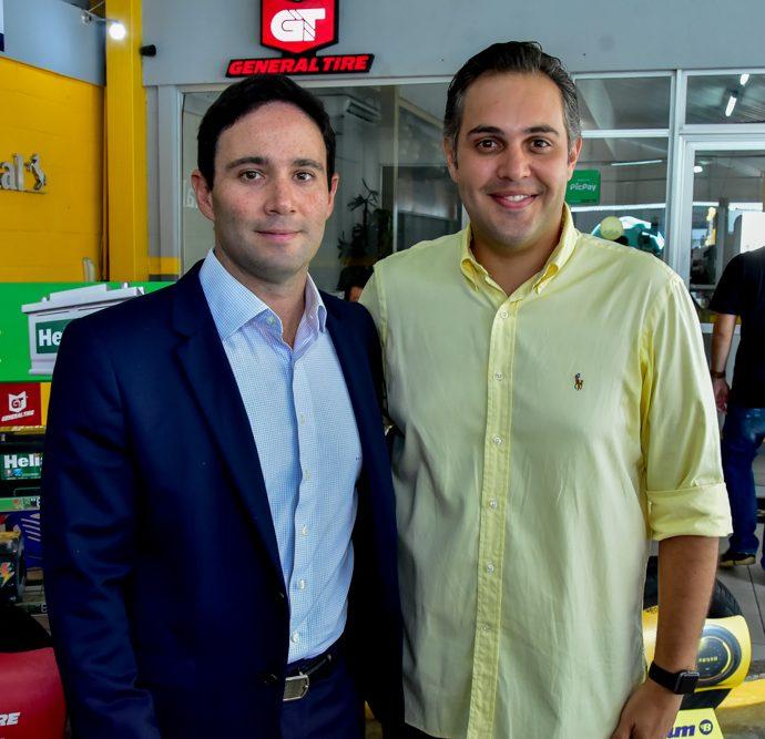 Tiago Asfor E Bruno Bastos