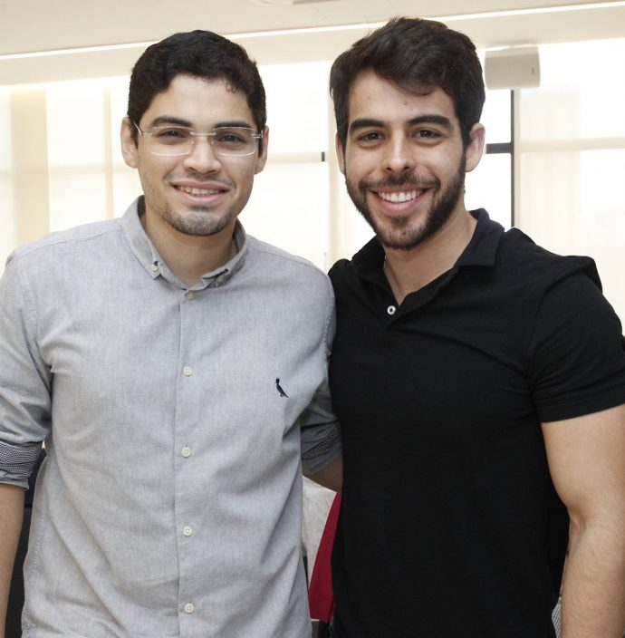 Tiago Guimaraes E Pedro Rocha