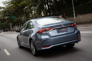 Toyota Corolla 2.0l Dynamic Force 5