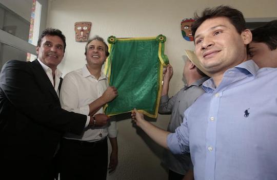 Camilo comanda a reinauguração do Aeroporto Regional de Iguatu