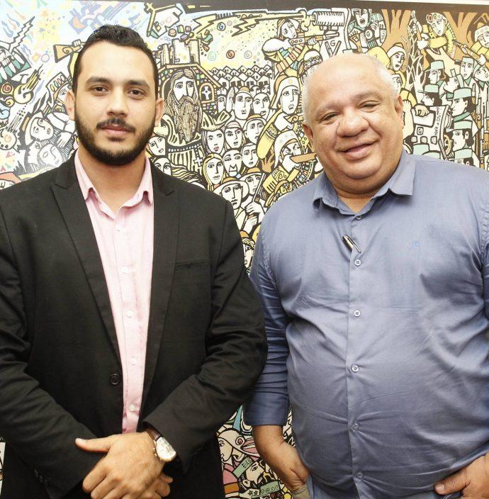 Valdemir Alves E Pedro Alfredo