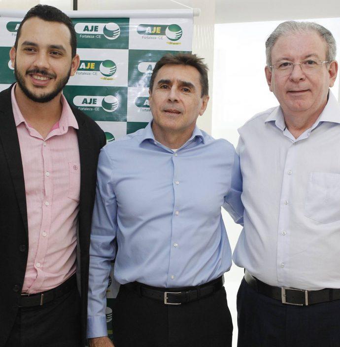 Valdemir Alves, Pedro Lima E Ricardo Cavalcante