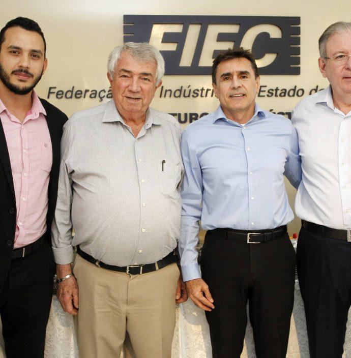 Valdemir Alves, Roberto Macedo, Pedro Lima E Ricardo Cavalcante