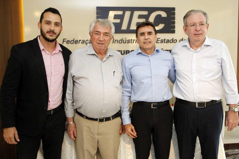 Pedro Lima fala sobre as estratégias da 3corações em evento na FIEC
