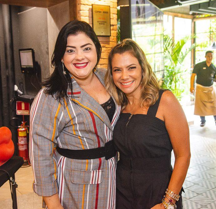 Viviane Almada E Vanessa Queiros
