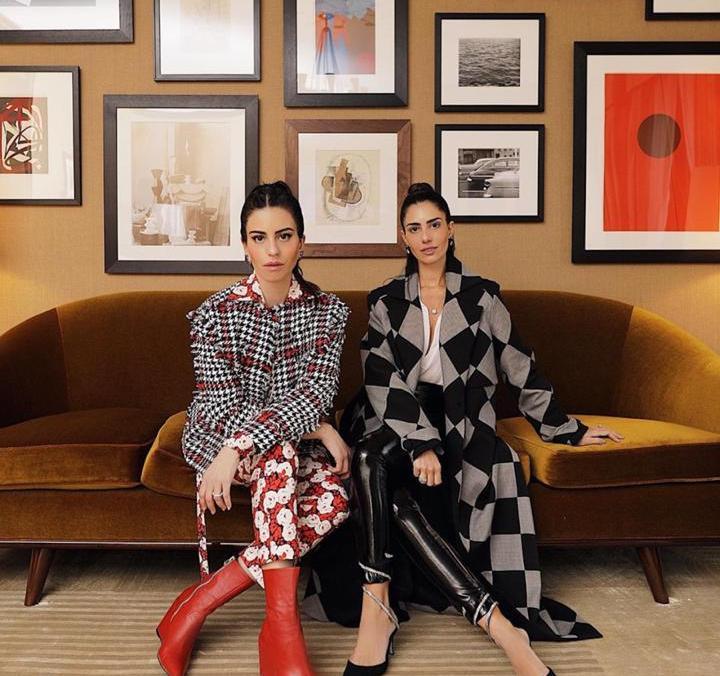 Nicole e Natasha Pinheiro marcam presença na semana de moda de Nova York
