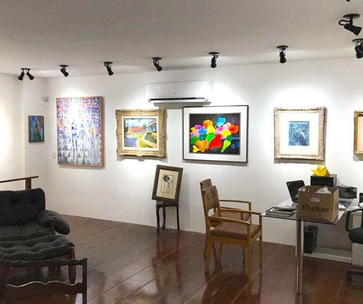 """Galeria Mondrian apresenta grandes nomes da arte brasileira na exposição """"Cena Moderna"""""""