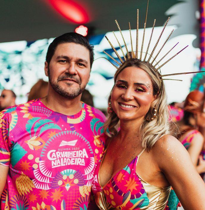 Wilker Benício E Mariana Perylo