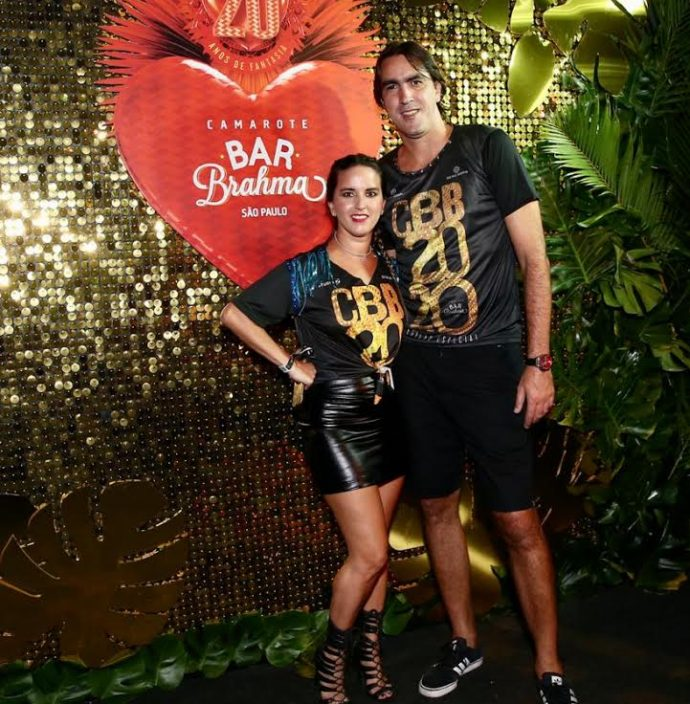 Daniela Santana e Rodrigão