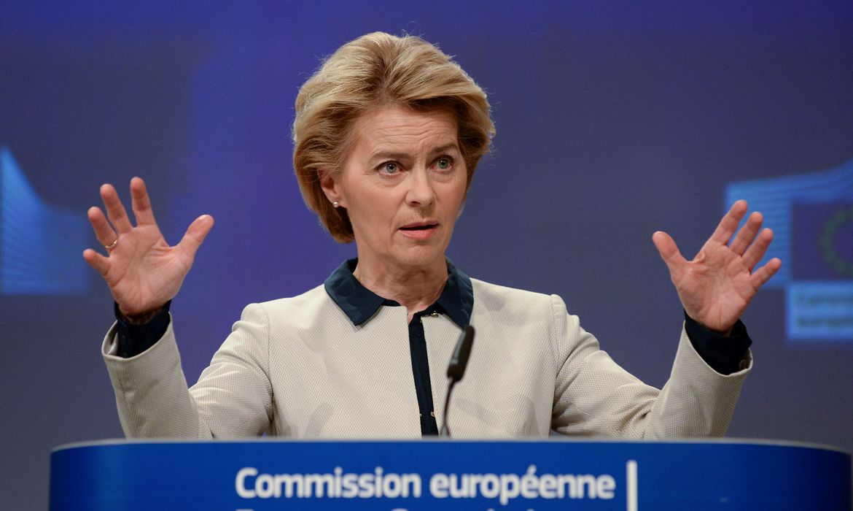 UE concorda em fechar fronteiras por 30 dias para conter coronavírus