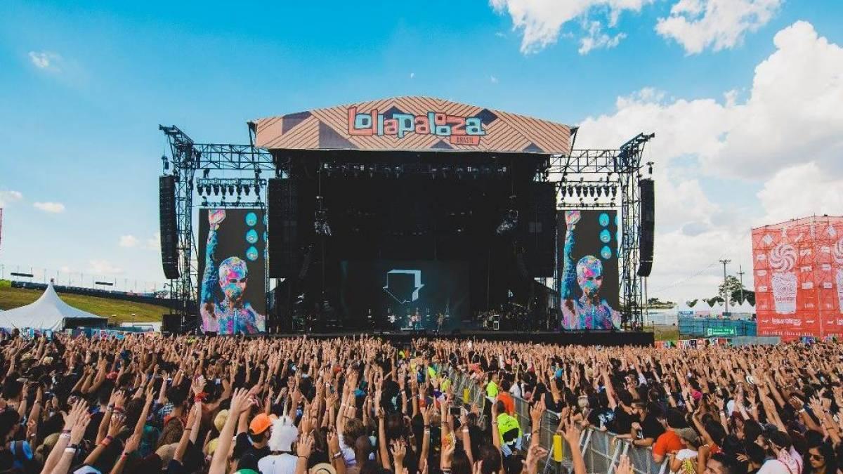 Lollapalooza Brasil é adiado pela 3ª vez e remarcado para março de 2022
