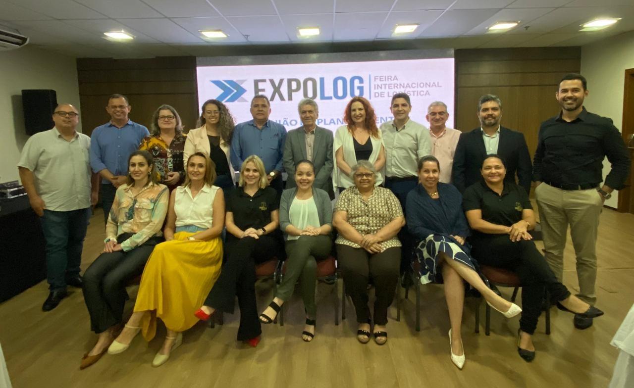 """Expolog 2020 terá como tema """"Logística integrando negócios""""."""