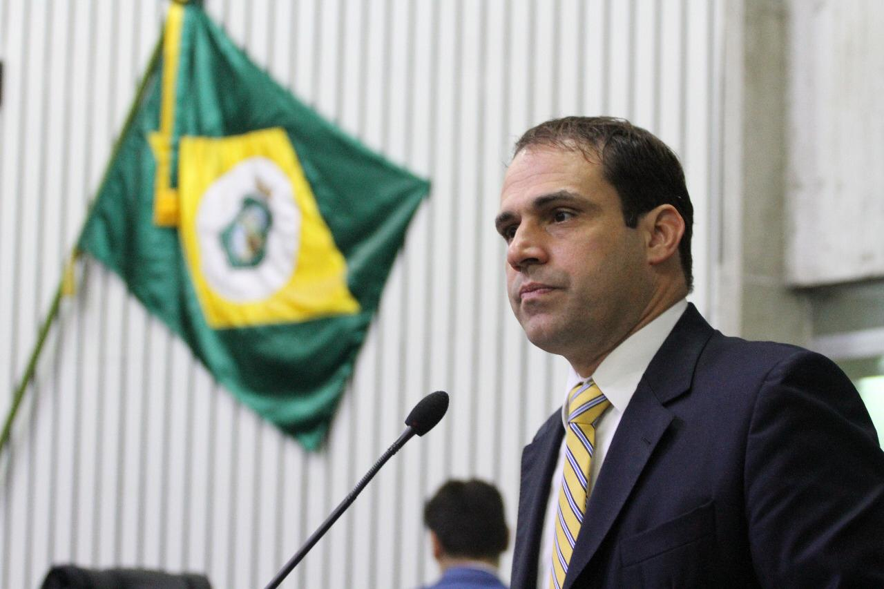 Deputado Salmito é um dos debatedores do Seminário Internacional de Políticas Públicas Inovadoras para Cidades