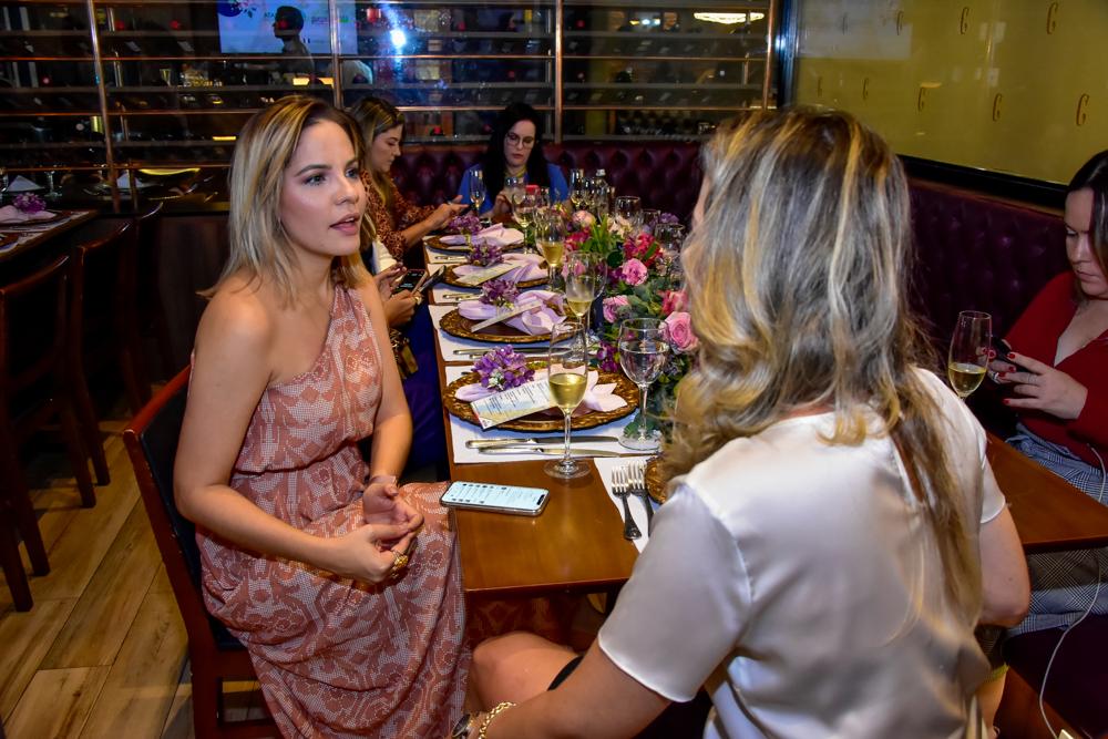 Adriana Dias E Jennifer Montenegro