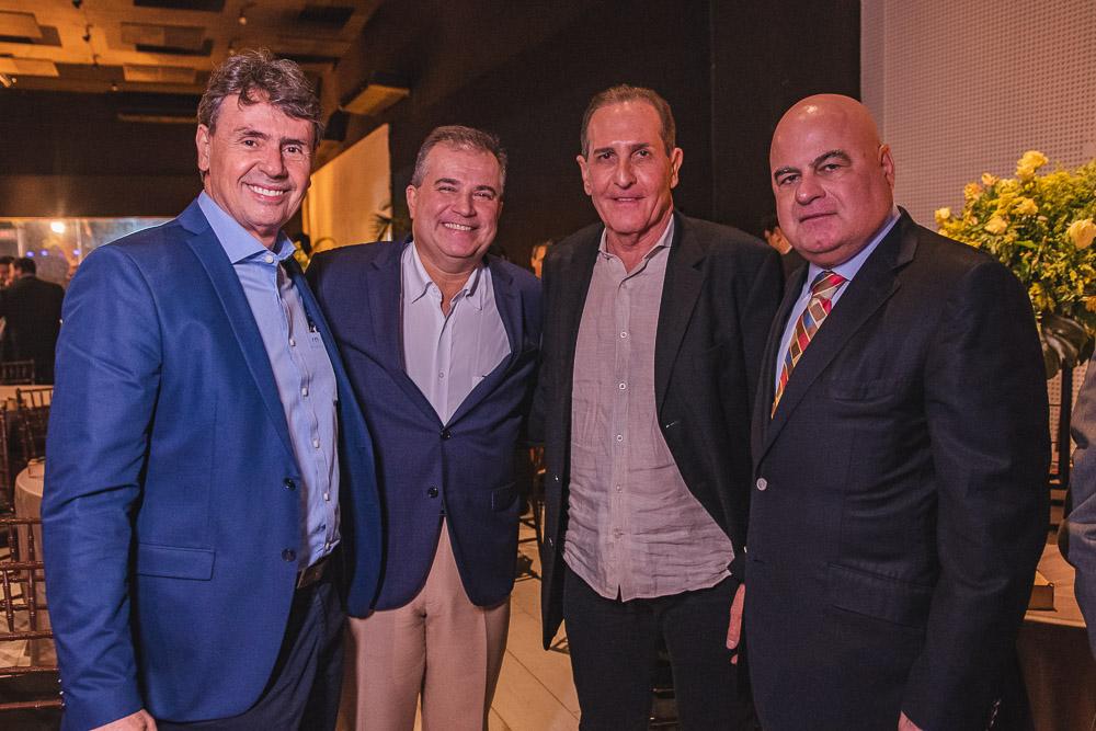 Airton Aguiar, Ricardo Bezerra, João Fiuza E Luciano Cavalcante
