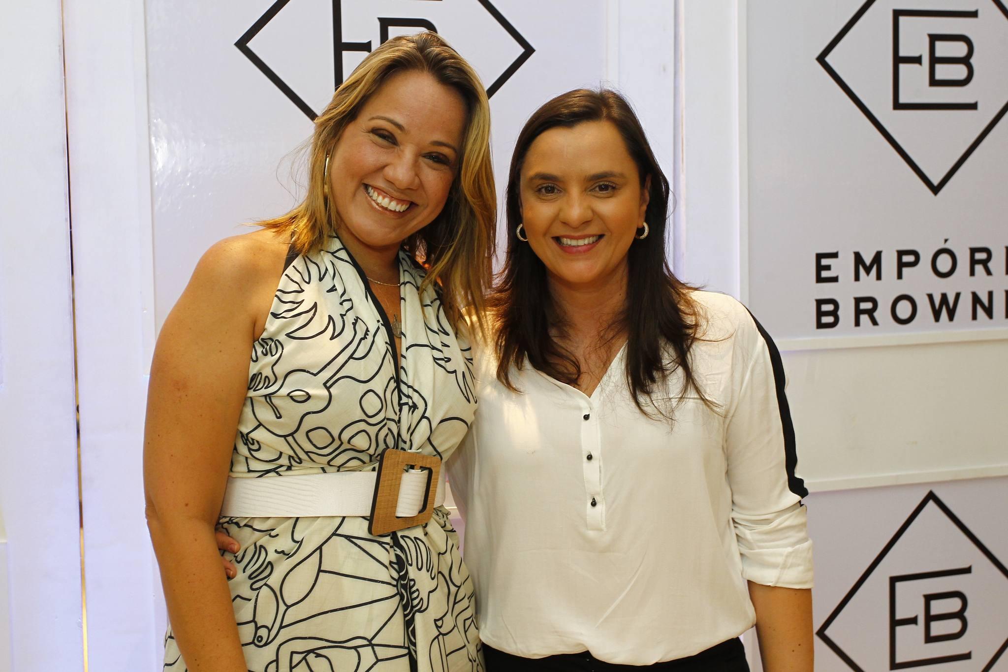 Aleticia Pessoa E Natalia Pinheiro