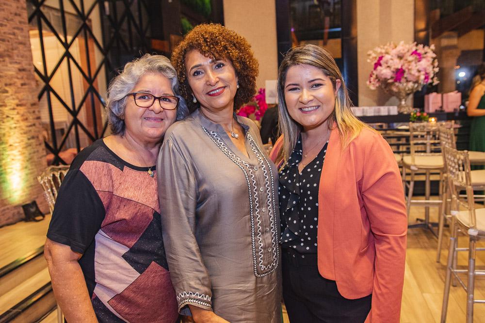 Alvanir Nogueira, Solange Cunha E Lidu Figueiredo