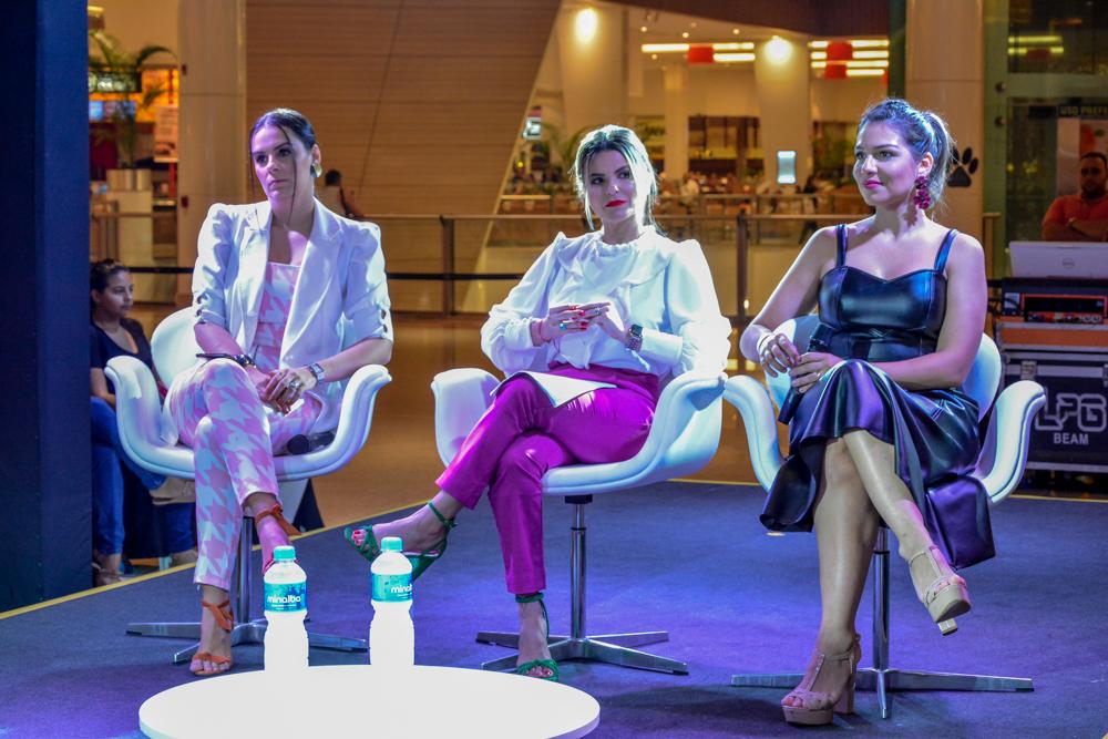Grupo Batom com Negócios promove evento sobre moda e empreendedorismo no RioMar Fortaleza