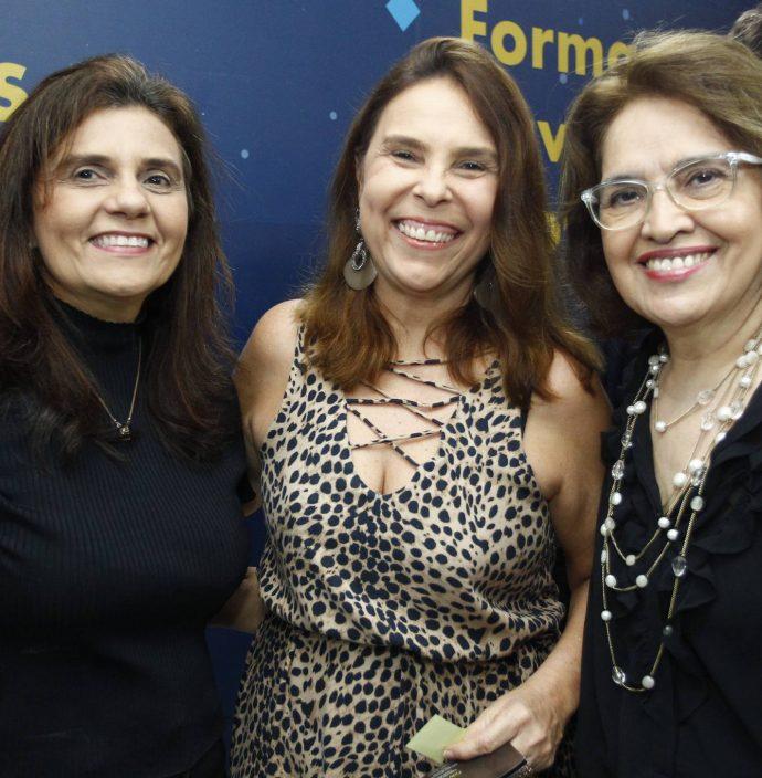 Ana Claudia Moraes, Glaucia Studart E Marcia Osorio