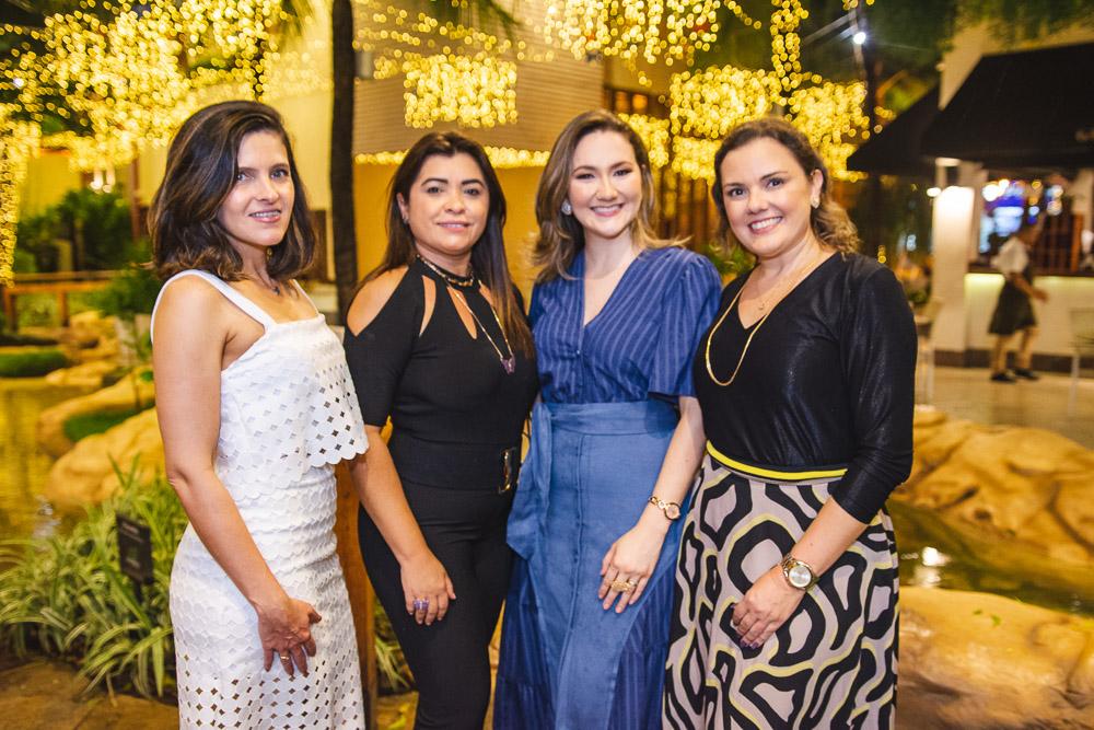 Ana Flavia Dantas, Ednusa Gomes, Cinthia Braga E Flimeira Ferreira