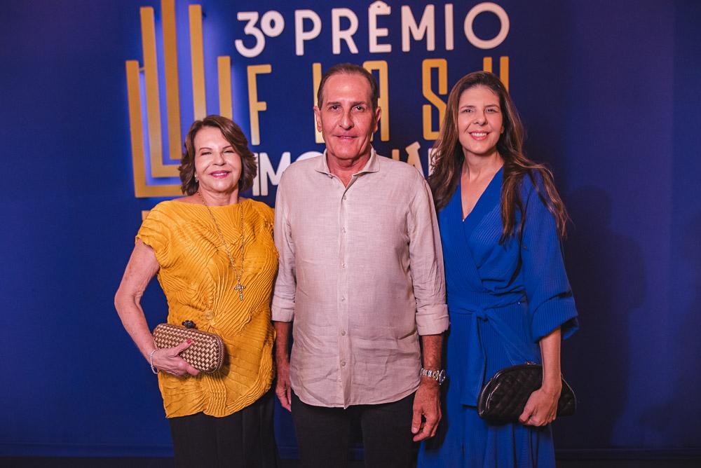 Ana, João, Juliana Fiúza