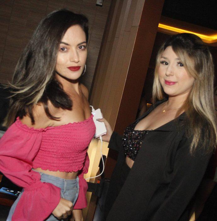Ana Kerci E Mayara Lima