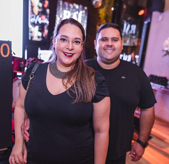 Ana Queiroz E Felipe Colares