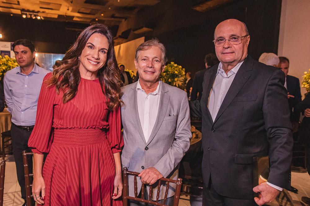 Ana Virginia Martins, Otacilio Valente E Fernando Cirino