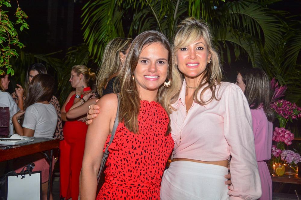 Andréa Sarahyba E Bianca Bonorandi Franco
