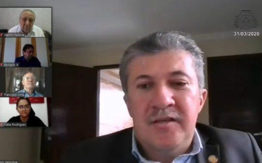 Sessão da CMFor reconhece estado de calamidade pública na capital cearense