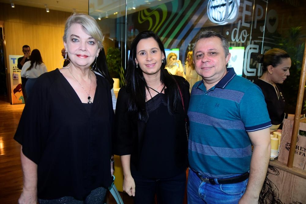 Ariete Weber, Marília Teófilo E Marcelo Pena