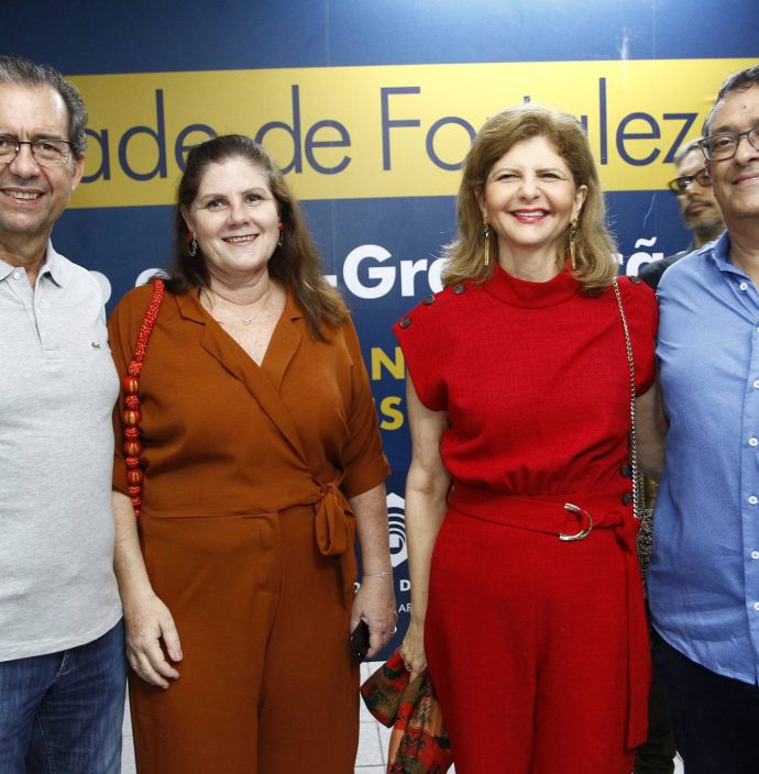 Aristarco E Denise Sobreira, Ivana E Jose Guedes