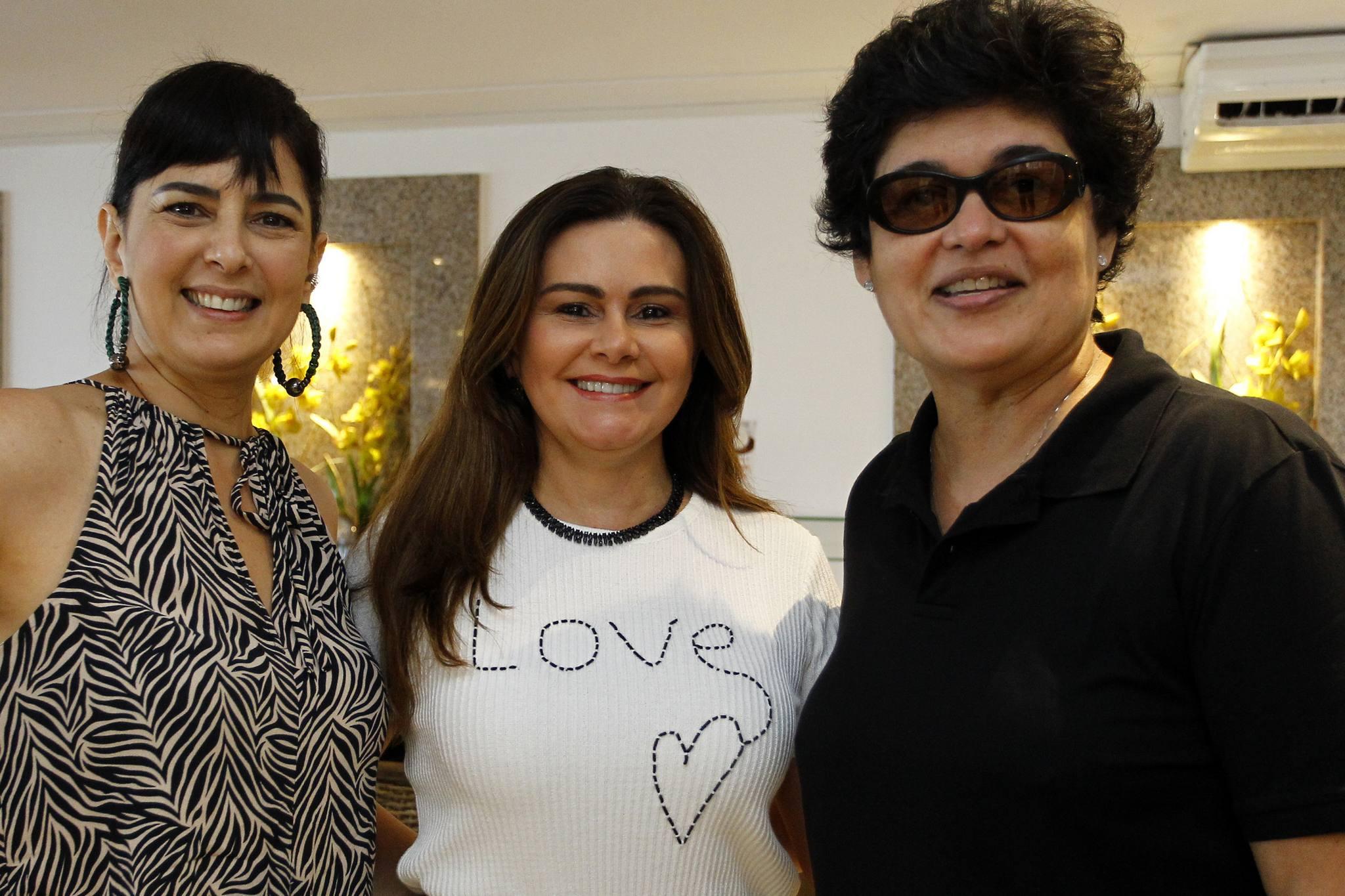 Armenui Boyadjian, Ivana Bezerra E Cordelia Queiroz