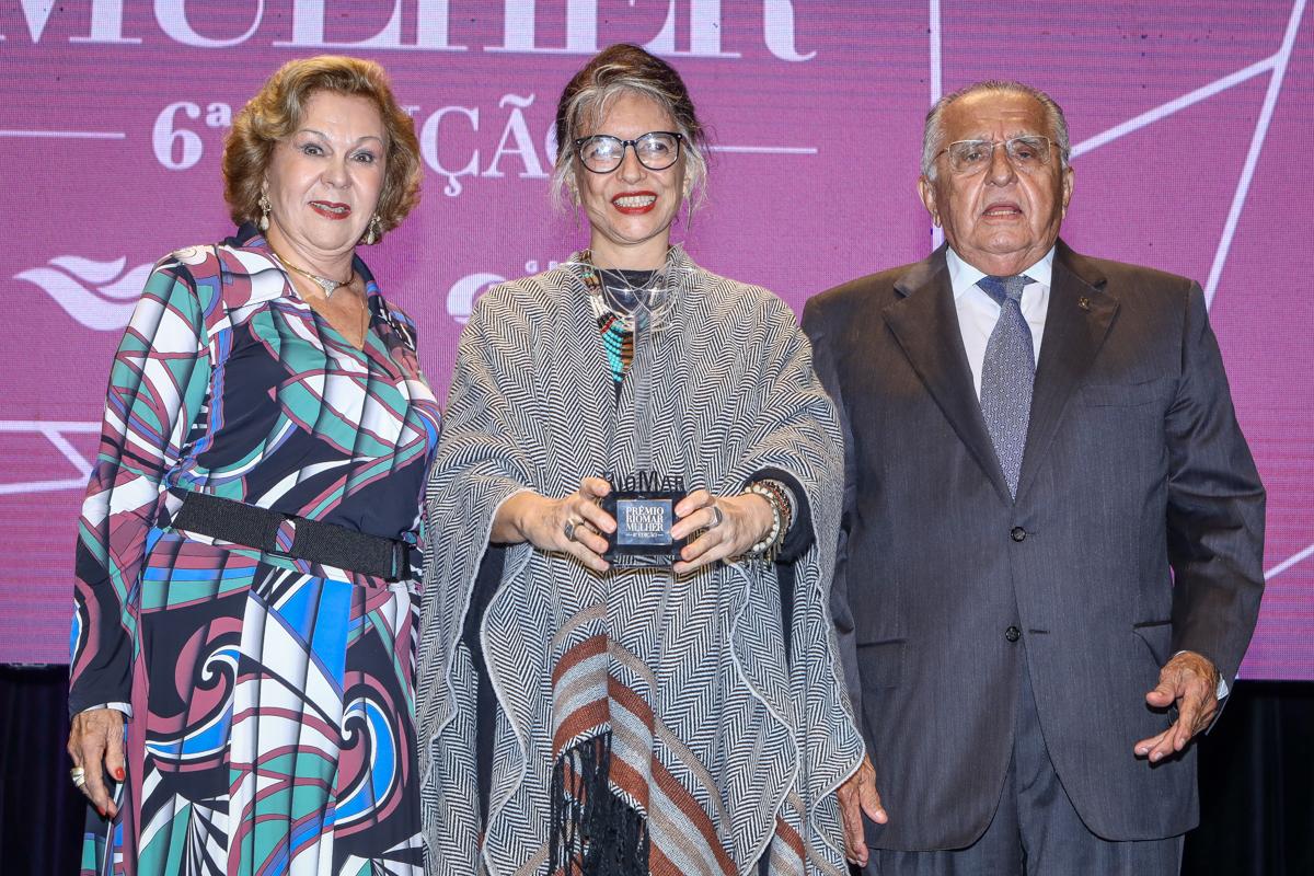 Auxiliadora Paes Mendonça, Ana Miranda E Joao Carlos Paes Mendonça (1)