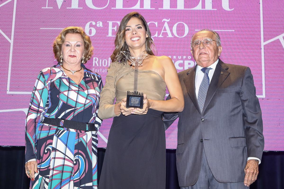 Cearenses de destaque são homenageadas na 6ª edição do Prêmio RioMar Mulher