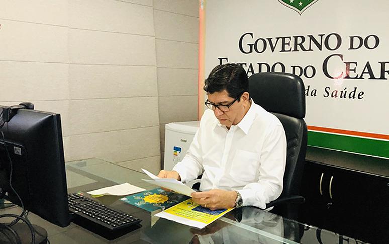 Dr. Cabeto tira dúvidas sobre coronavírus no Ceará