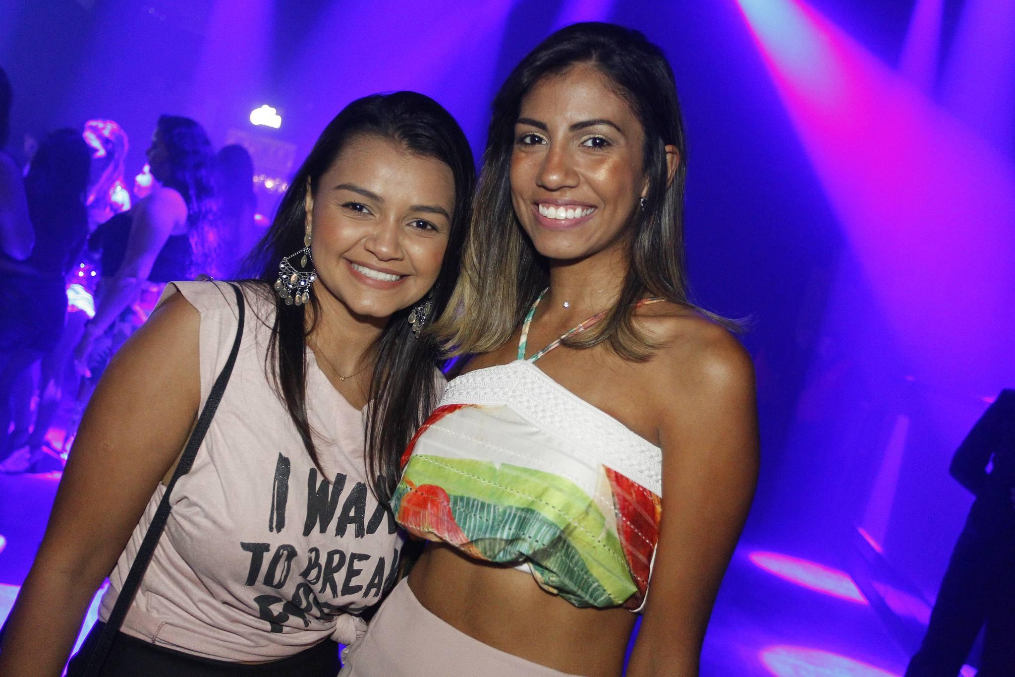 Bia Carvalho E Raissa Pinto