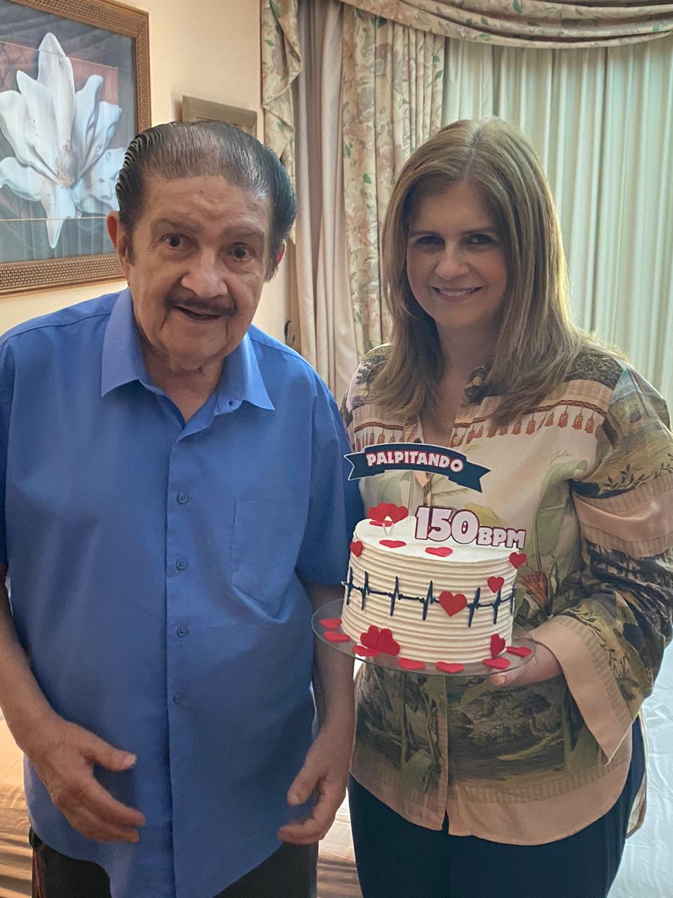 Eterno senador Mauro Benevides completa 90 anos